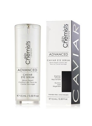 Skin Chemist Adv.Caviar Eye Serum 15Ml Renksiz